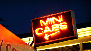 minicabs