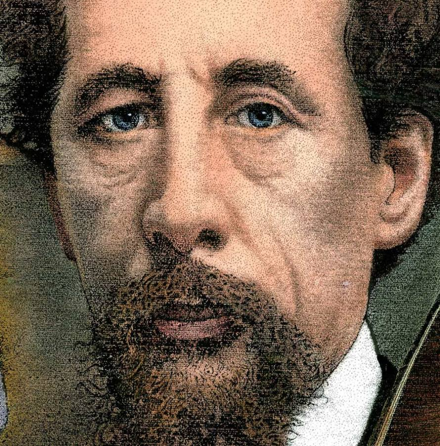 Dickens: Became a poet and he didn't even know it